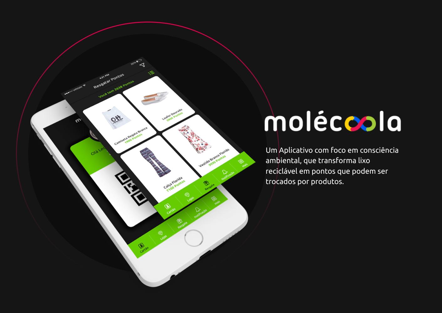 Aplicativo Molecoola