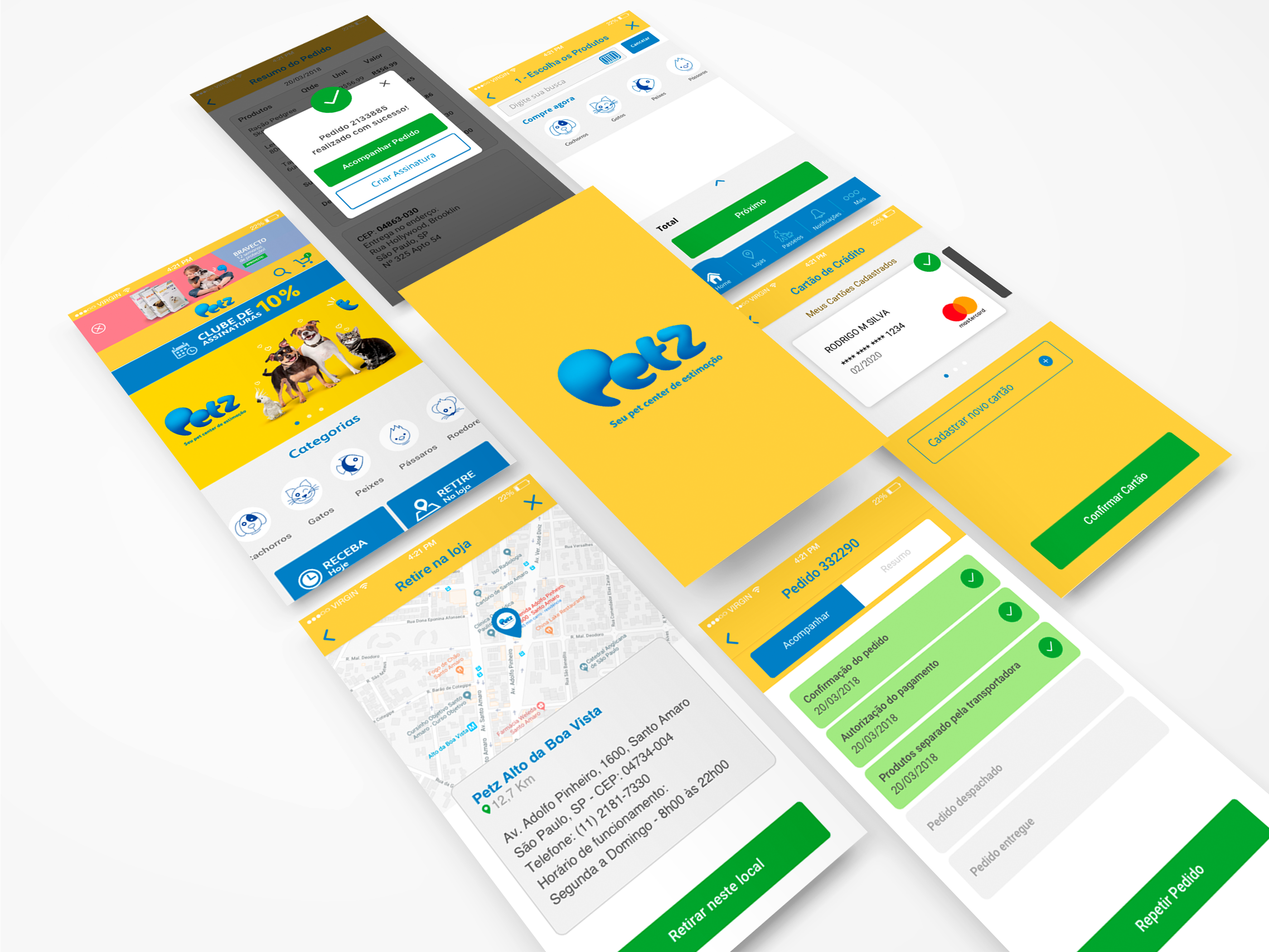 Lene Studio - App Petz
